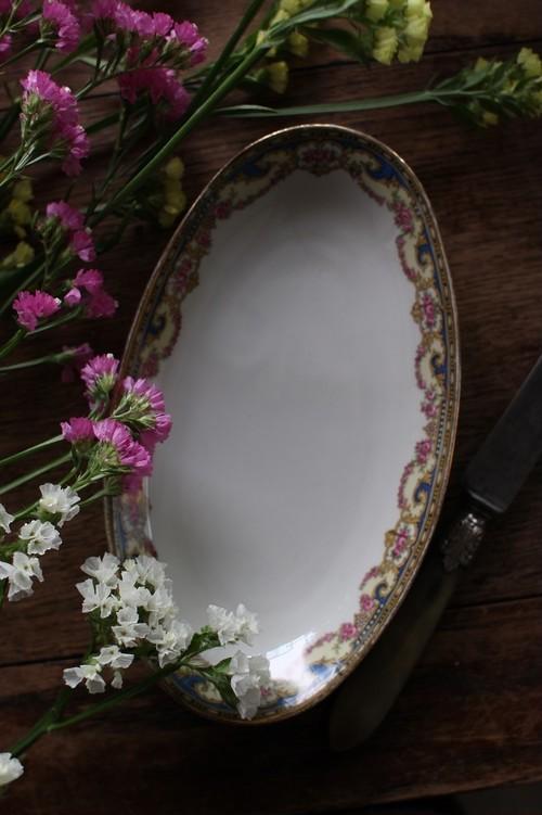 BHL オーバル皿
