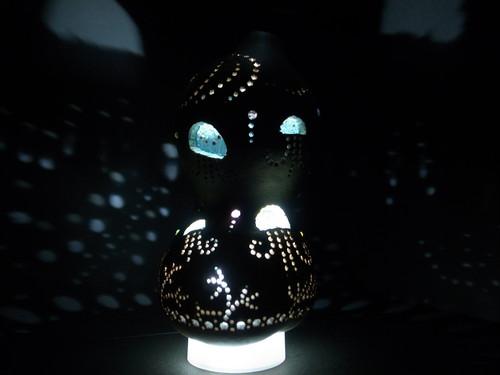ひょうたんライトNo,1
