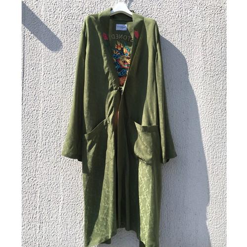 blackweirdos / Paisley Gown Coat