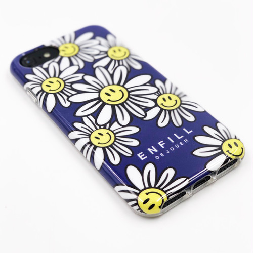 "TPU CASE ""SMILEY DAISY"" for iPhone8/7/6s/6"