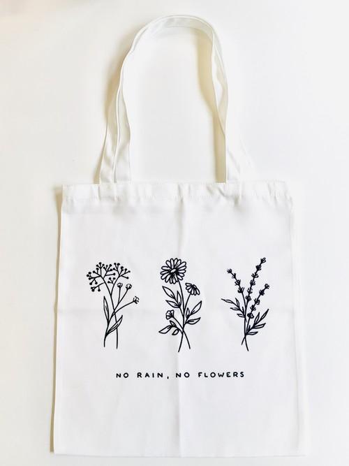 【エコバッグ】おしゃれ 花柄 トートバッグ 花 キャンバスバッグ ショッパー 美的 ボタニカル ハンドバッグ ショッピングバッグ アロマ ハーブ  可愛い