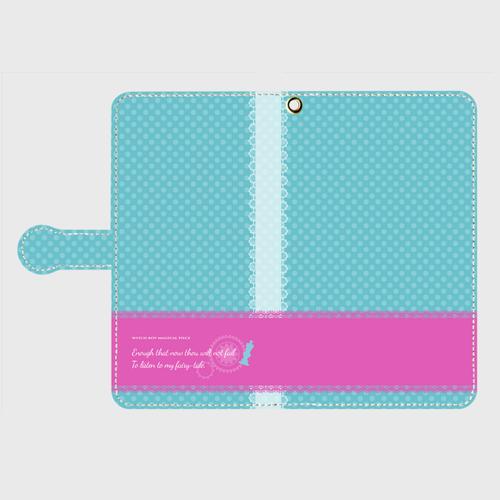 手帳型スマホケース・ビショップ Android用