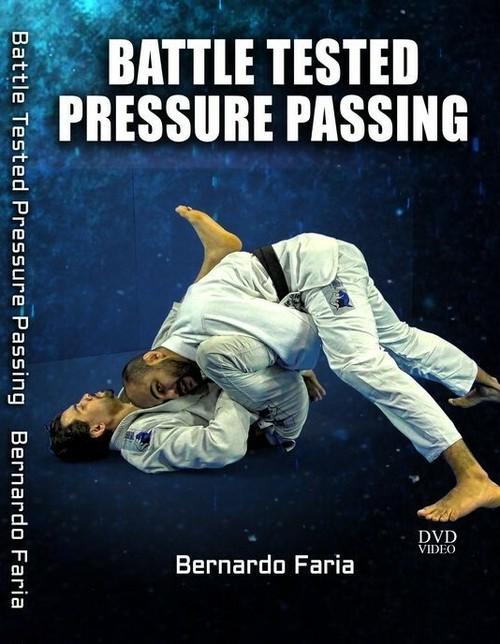 ベルナルド・ファリア バトル テスティッド プレッシャーパスDVD4枚セット|ブラジリアン柔術教則DVD