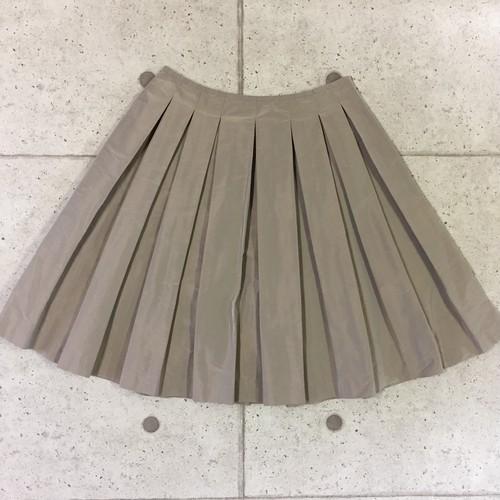 FABINA FILIPPI プリーツスカート size:40