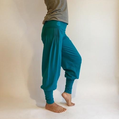 PemaYoga Nagini Original Pants Bluegreen ナギニパンツオリジナル ブルーグリーン