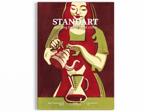 Standart Japan Issue 8