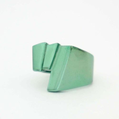 効果音リング『ツ』カラー緑