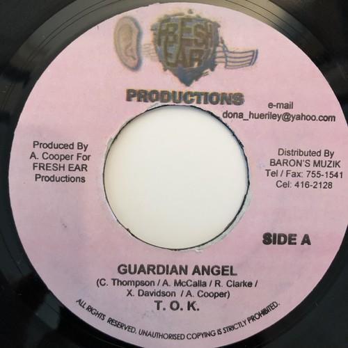 T.O.K - Gardian Angel(同オケ3枚セット)【7-20286】