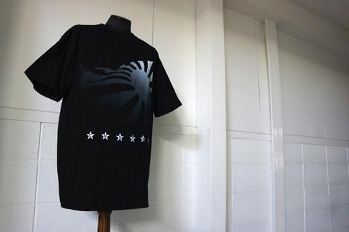 KRCmodified TシャツC(Black)