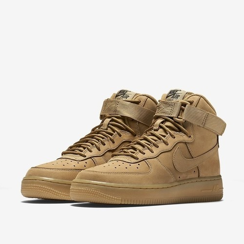 NIKE AIR FORCE 1 HIGH WB GS 【FLAX/WHEAT】 (ナイキ エア フォース 1 ハイ WB GS 【フラックス/ウィート】) 922066-203