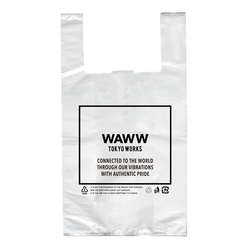 WAWW PLASTIC BAGS (10枚セット)