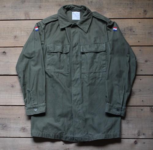 (Fn2335) オランダ軍 フィールドシャツ