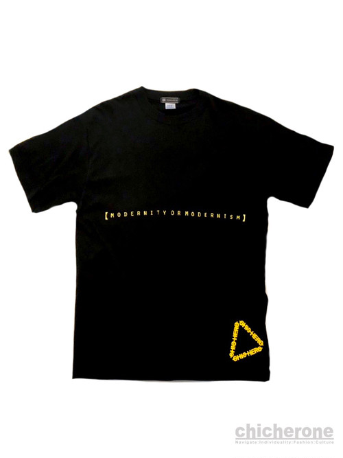 【CHIC HERO】Hit or Piss BiG T/S BLACK