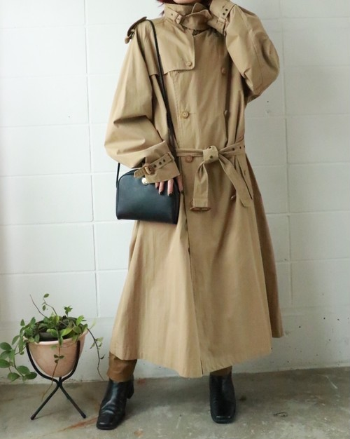 Ralph Lauren beige trench coat
