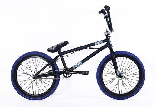 COLONY 2018 Emerge (Matte Black/Blue)