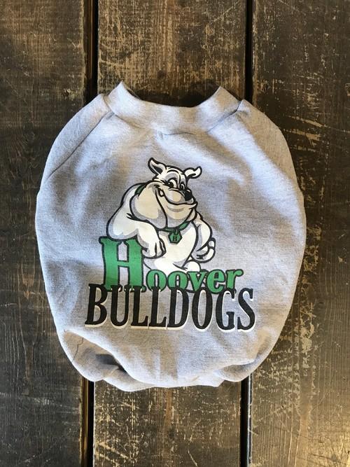 vintage BULLDOG sweat EnglishBulldog S