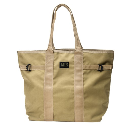 MULTI TOTE BAG - COYOTE TAN