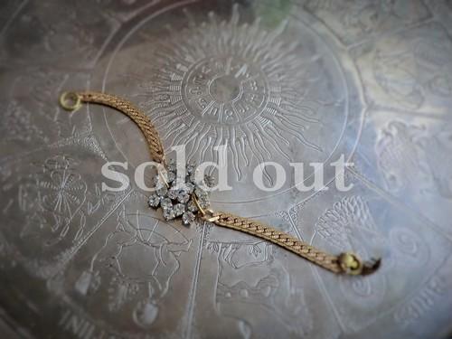 vintage bracelet bijou <FLB-RB5>