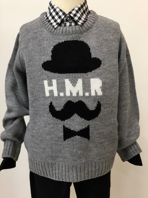 ●HMRセーター(グレー)☆