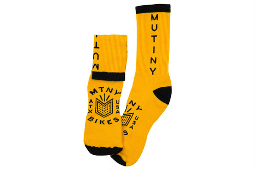 MUTINY Toes Up Socks