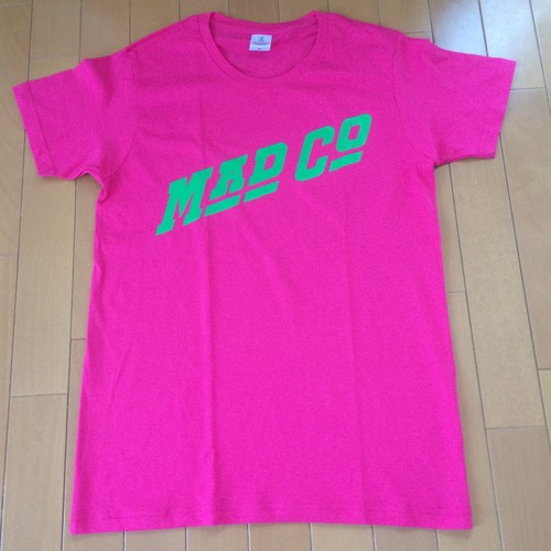 MAD COMPANY T-Shirts PINK
