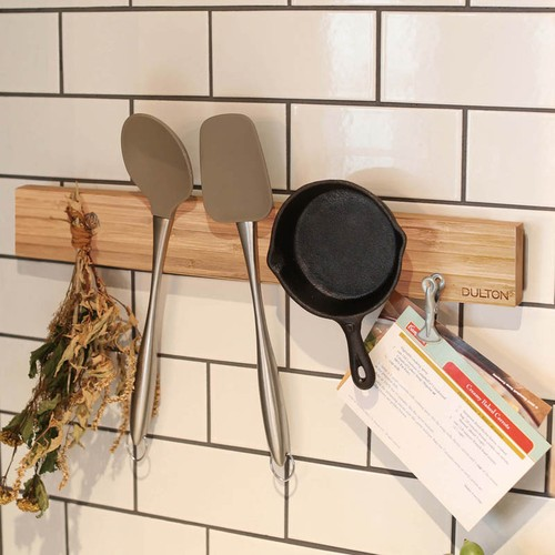BAMBOO MAGNETIC TOOL HOLDER ~made by DULTON~