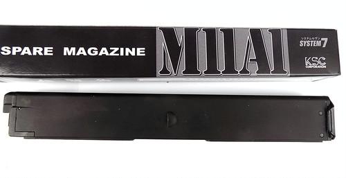 KSC M11A1 50連 ロングマガジン 07
