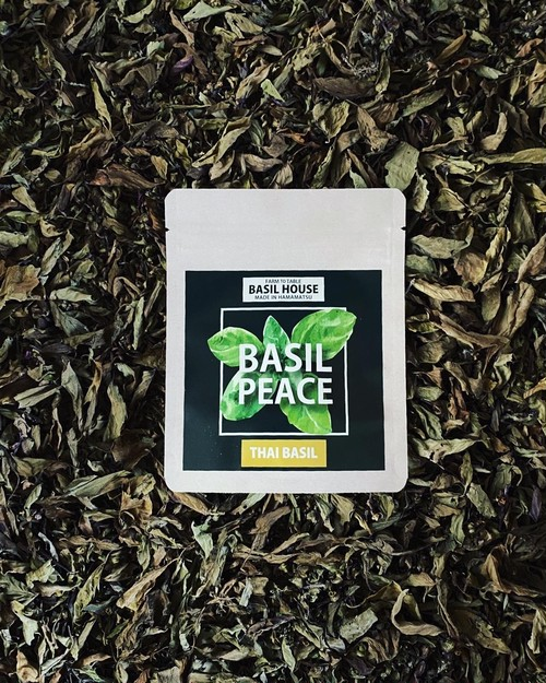 【FARM to TABLE】series BASIL PEACE THAI BASIL (10g)