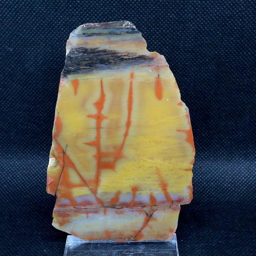 アメリカ産 ジャスパーアゲート 瑪瑙 原石 319.6g AG155 天然石 鉱物 パワーストーン