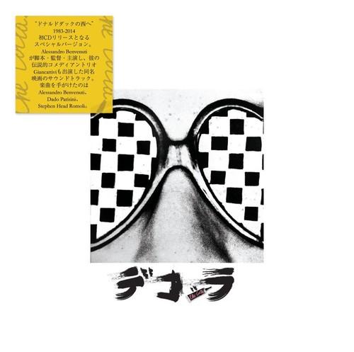 CD イタリア会館リリース the colla デコッラ / アド オーヴェスト ディ パペリーノ (ドナルドダックの西へ)