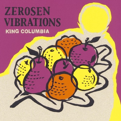 ZEROSEN VIBRATIONS (CD)