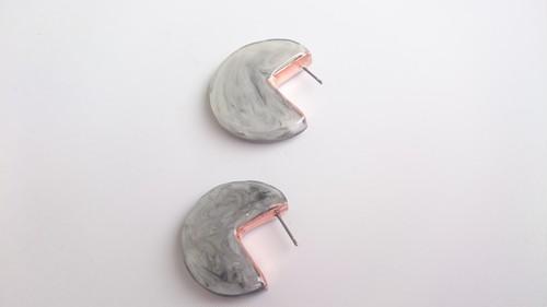 3D pierce/earring