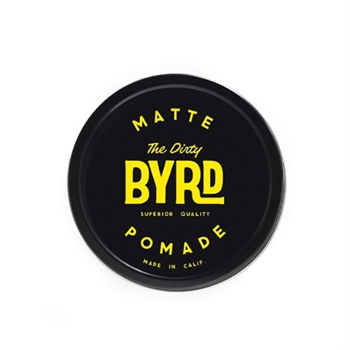 "BYRD HAIRDO PRODUCTS ""THE DIRTY"" MATTE POMADE 70g"