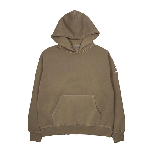 MFC STORE PIGMENT DAMAGE HOODED / BEIGE