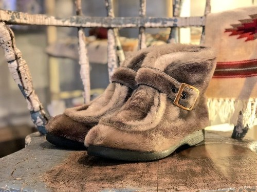 "70's ""CONVERSE"" Stormgards Eskimo Boots"