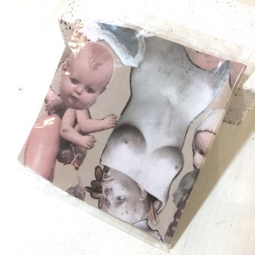 あちゃちゅむ 人形病院プリント ブックカバー5