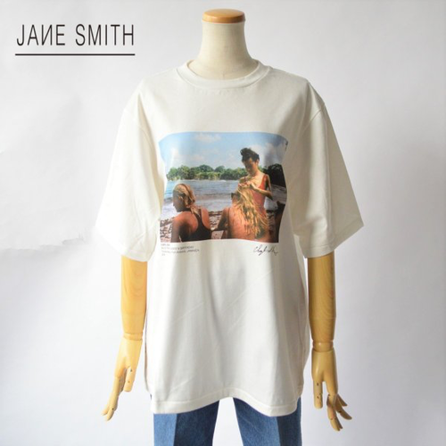 JANE SMITH/ジェーンスミス・Girl's trip for Andee's birthd S/S tee
