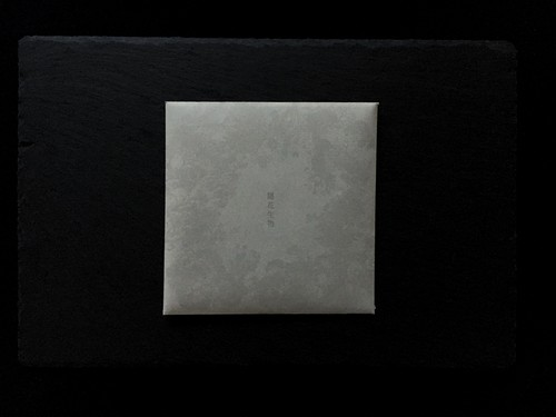 CD-R/小説「隠花生物」