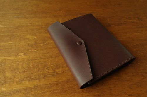 【受注生産】HOBONICHI TECHO cover(original size)/choco×olive
