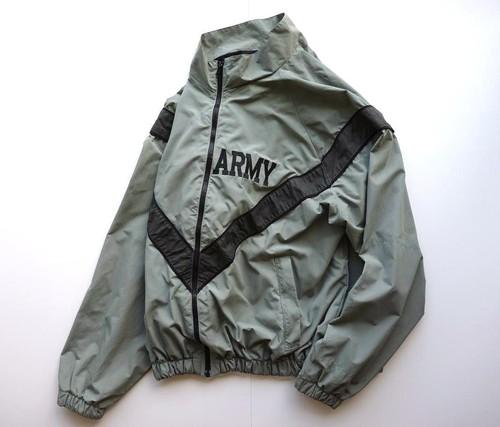 1990's [U.S.ARMY] PFUジャケット グレー 表記(LARGE-REGULAR) アメリカ軍 実物