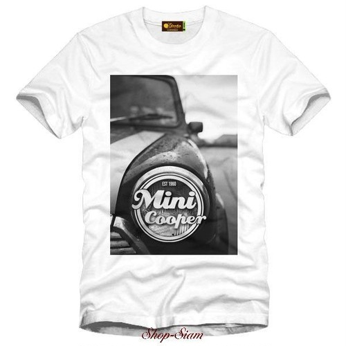 Mini-cooper Art Printing T-Shirts