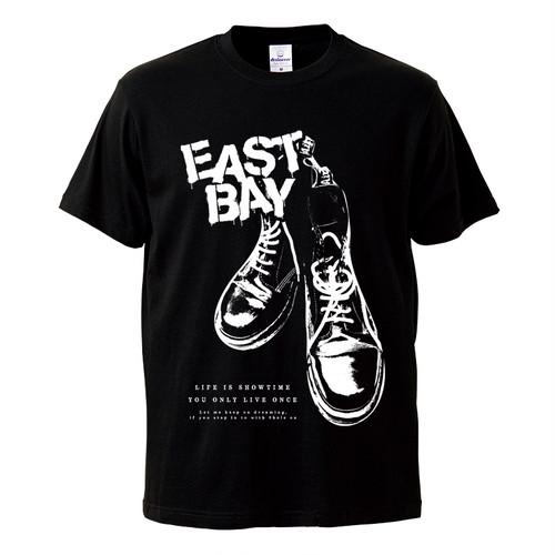 8ホール Tシャツ / 黒