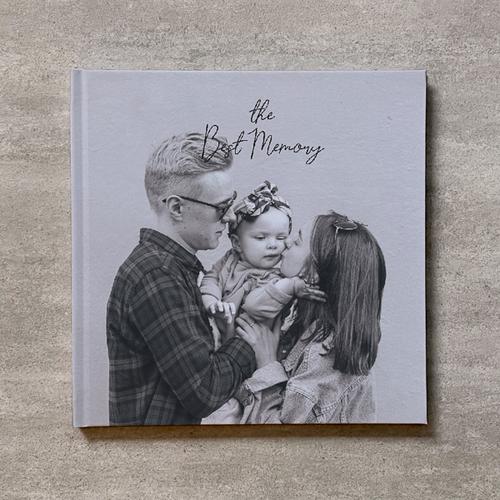 Monochrome-FAMILY_B5スクエア_10ページ/10カット_フォトブック
