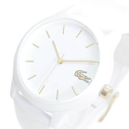 ラコステ LACOSTE 腕時計 レディース 2001063 クォーツ ホワイト