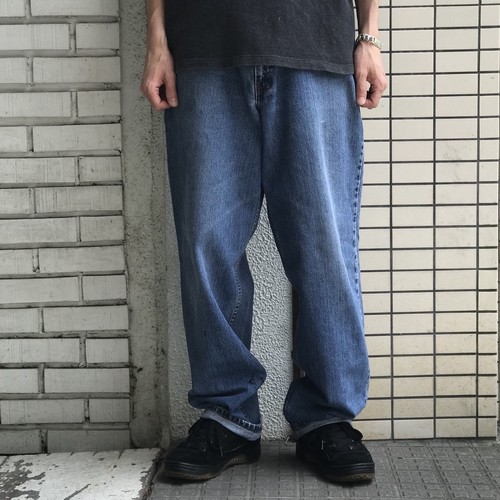 90's LEVI'S SILVERTAB BAGGY DENIM PANTS