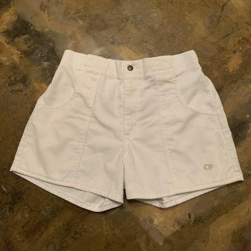 80s Ocean Pacific  Corduroy Shorts /USA