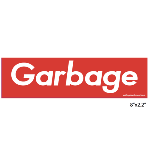 GARBAGE / SUPREME