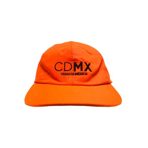 CDMX Cap -Orange-