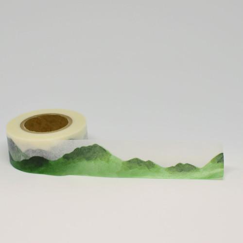 HIGASHI ALPS(ヒガシアルプス)mt hikuiyama マスキングテープ