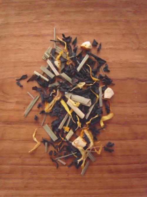 紅茶・マスカットの紅茶(無農薬)